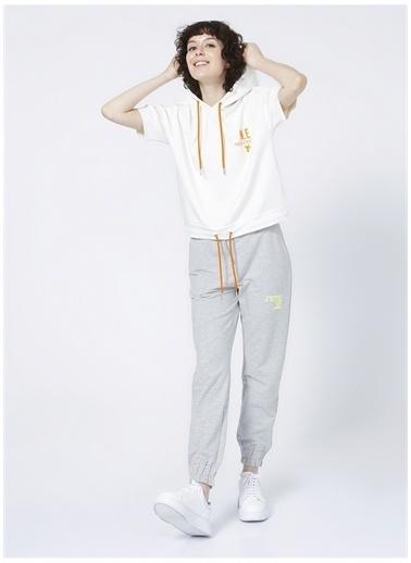 Fabrika Sports Sweatshirt Beyaz